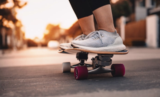 """Surf Skate"" with good health benefits"
