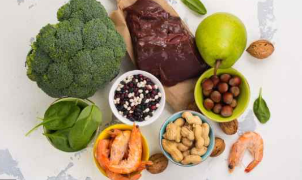 6 blood nourishing foods prevent anemia
